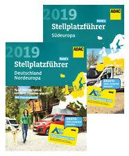 ADAC Stellplatzführer 2019 Deutschland / Europa - inklusive ADAC Campcard 2019!