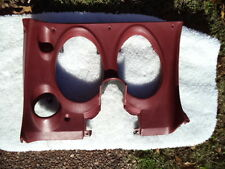 CORVETTE - 1971 - 76 Instrument Panel, LH Side - Used But EXCELLENT Cond OEM!