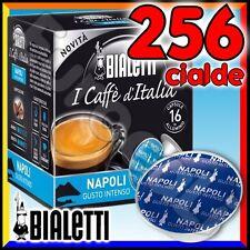 256 Capsule caffè BIALETTI NAPOLI cialde Mokespresso alluminio espresso Mokona