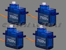 Turnigy TG9e x 4 9g 1.5kg 0.10sec Micro Servo For RC Plane Car Boat