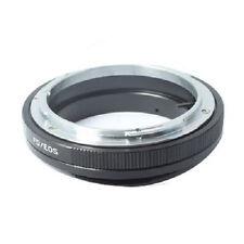 Canon FD FL Lens to EOS Body Mount Converter Adapter