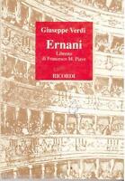 Verdi: Ernani - Heft