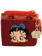 BETTY Boop Boutique incantata HANDBAG-BORSA IN VERNICE ROSA