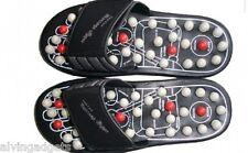 Foot Acupuncture Massage Reflex Massager Sandals(M)