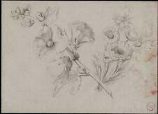 Dessins et lavis du XIXe siècle et avant signés pour Romantisme