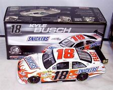 1:24 2008 ACTION #18 SNICKERS CANDY BAR TOYOTA CAMRY SPECIAL KYLE BUSCH RARE NIB