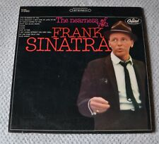 """Frank Sinatra / The Nearness Of You / Capitol Records 12""""LP"""