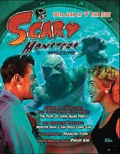 SCARY MONSTERS #102 John Agar DRACULA VS FRANKENSTEIN Famous Monsters HERCULES