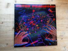 Peter Frampton The Art Of Control Near Mint Vinyl LP Record A&M SP 4905
