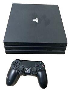 Sony Playstation 4 Pro, PS4 Pro 1TB Con Controller Scuf E Gioco For honor