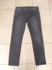 asos     Dark Denim  Jeans       Size ( 33 ) ~ 36