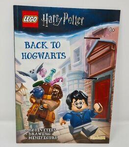 LEGO Harry Potter Back to Hogwarts Activity Story Comic Book - No Minifigure