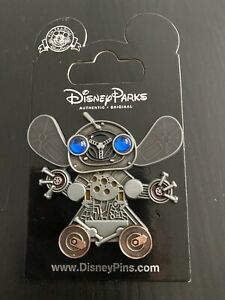 Disney Steampunk Stitch Pin