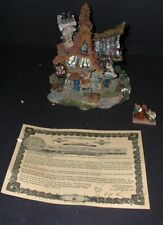 Lot Of Boyds Bearly Built Villages