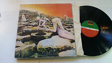 Led Zeppelin Houses of the Holy LP sterling rl sd7255 1973 gatefold atlantic rar
