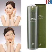 Nature Republic Snail Solution Skin Booster - 120ml Moisturizing & Anti-Aging