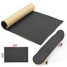 27x110cm Waterproof Skateboard Scooter Longboard Sandpaper Grip Tape Griptape