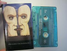 PINK FLOYD '94 canadian COLUMBIA cassette THE DIVISION BELL play tested TAPE EX