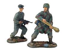 Britain 17657 WWII Breakout- Normandy 1944 German Kampfgruppe Panzerfaust team