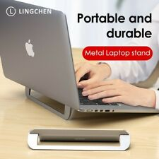 Universal Aluminum Laptop Notebook Stand Portable Cooling for MacBook Air Pro