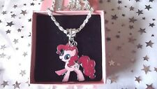 MY LITTLE PONY PINKY PIE STRONG CHAIN,16 inch  GIFT BOX  BIRTHDAY PARTY PRINCESS