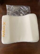 Med-X Medical Grade Memory Foam Leg Pillow Cushion Hips Knee Support PainRelief