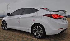 Rear Trunk Wing Spoiler For Hyundai  Elantra ; The New Avante MD (2013~2015) //