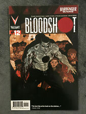Bloodshot #12 - 3rd Series - Cover A - Valiant - June 2013  - Comic Book