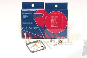 SUZUKI VS800 INTRUDER KEYSTER CARBURETOR CARB REBUILD REPAIR KITS 1992 - 1996