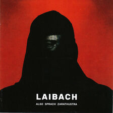 Laibach ‎– Also Sprach Zarathustra- CD NEW