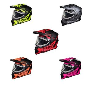 Castle X MODE SV AGENT DUAL-SPORT ELECTRIC Snowmobile Helmet (XS - 3XL)