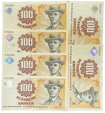 100 Kroner 2008 Denmark