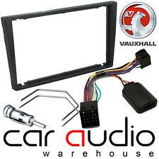 Vauxhall Corsa 2000-06 Car Stereo D/Din Fascia Steering Wheel Interface CTKVX06
