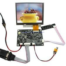 VGA AV LCD Driver Board kit with 5.6 inch AT056TN52 V3 4:3 LCD Panel 640x480