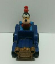 Disney Goofy in Pull Back Car 1988 McDonald's Restaurant Collectible Toy