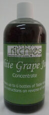 Ritchies 500ml White Grape Juice Concentrate For Homebrew Country Hedgerow Wine