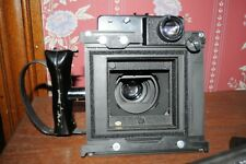 Mamiya Universal Press 4x5 Graflock adapter!  3-D Printed rare custom grafmatic