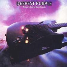 Deep Purple : Deepest Purple: The Very Best of Deep Purple CD (1990)