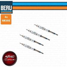 4X GLÜHKERZEN BERU BMW 1 (E87) 120 d KW 120 year 2003/11 - 2012/09 HP 163