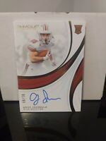 ANDY ISABELLA  2019 Panini Immaculate #160 RC AUTO (On Card)  #/99