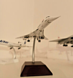 Concorde 1:200 Die Cast Model British Airways G-BOAB G2BAW915