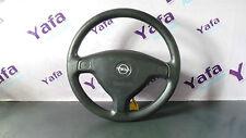 1Y2744 Opel Astra G Zafira A Lederlenkrad Lenkrad mit Airbag