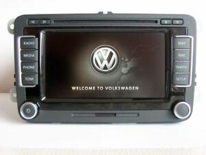 Navi Radio Reparatur RNS 510 für VW Touran, Golf, Passat, CC, Touareg