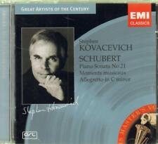 Kovacevich/Schubert(CD Album)Piano Sonata No.21-EMI Classics-2004--New
