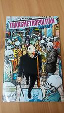 TRANSMETROPOLITAN #9 THE CURE by Warren Ellis & Darick Robertson PAPERBACK