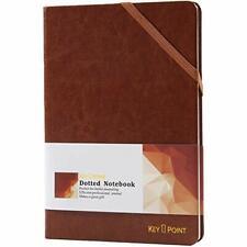 Premium Hardcover Notebook ~Excellent Dotted Notebook~ Bullet Journal for Men ..
