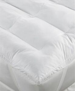 Dream Science by Martha Stewart Gel Enhanced Memory Foam Fiberbed - FULL - White