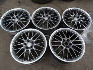 """19"""" Genuine Audi BBS Speedline Alloys (8.5J) 5x112 (Offset ET48) - 5x Wheels"""