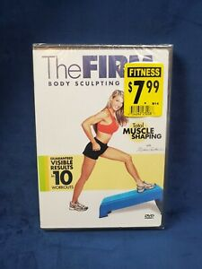 The FIRM Body Sculpting System Total Muscle Shaping DVD Stephanie Huckabee