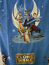 The Clone Wars Star Wars Twin Flat Sheet Crafts Sewing